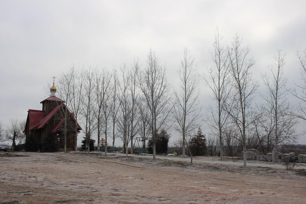 Высокогорский Успенско-Николаевский Чуркинский монастырь